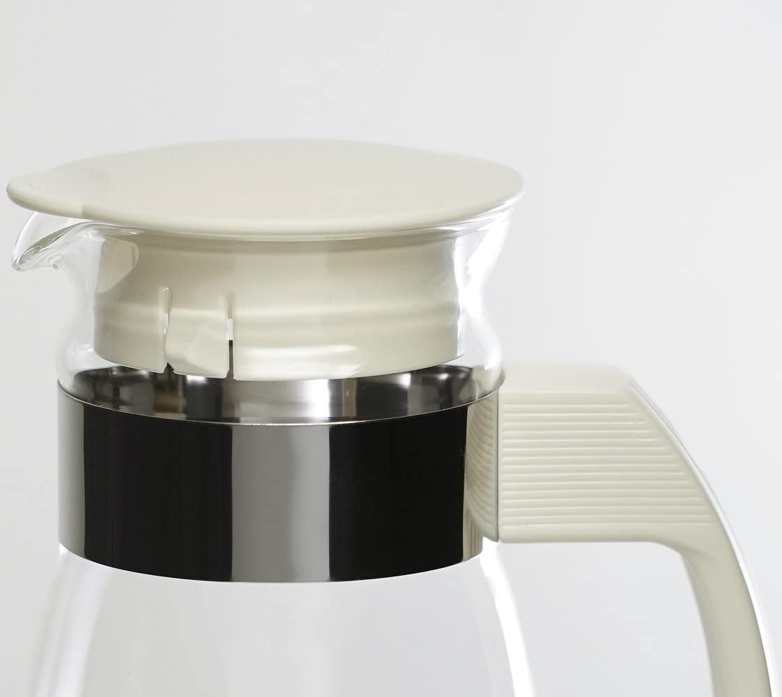HARIO(ハリオ) 冷蔵庫ポットスリム N オフホワイト RPLN-14-OWの商品画像7