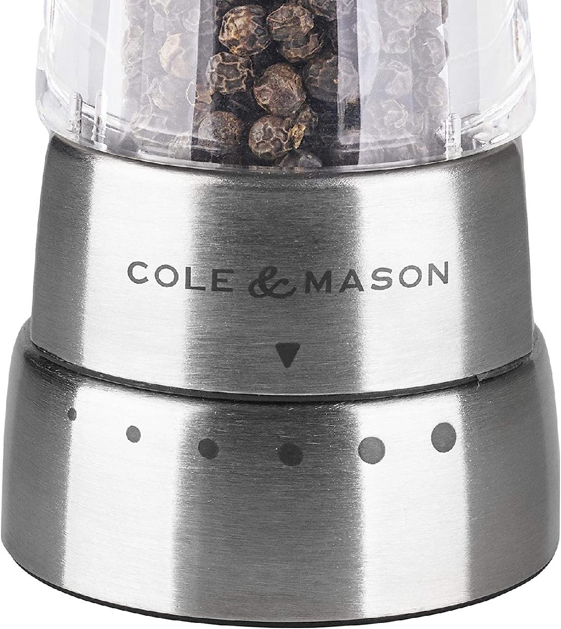 COLE & MASON(コールアンドメイソン)ペッパーミル グルメプレシジョン ダーウェントの商品画像3