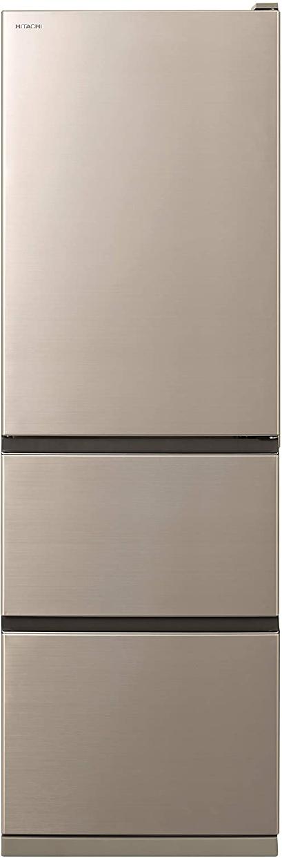 日立(HITACHI) うるおいチルド 冷蔵庫 R-V38KVの商品画像