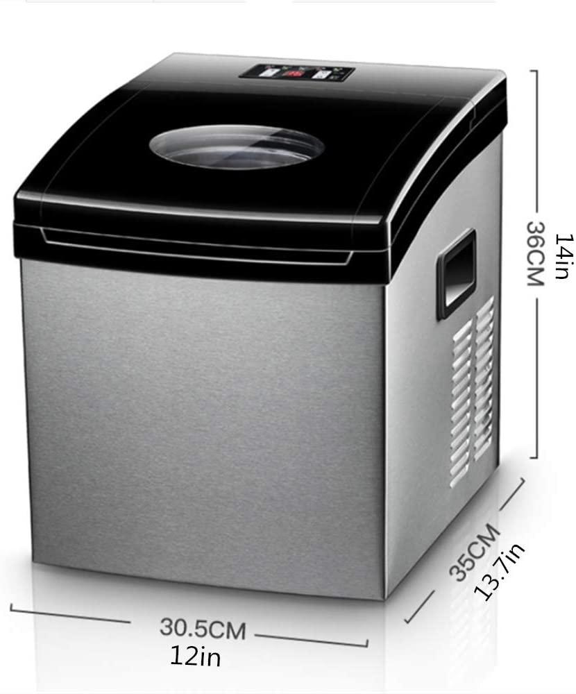 ZHBM(ゼットエイチビーエム) 小型卓上製氷機 dJ1b4HaLR3の商品画像2