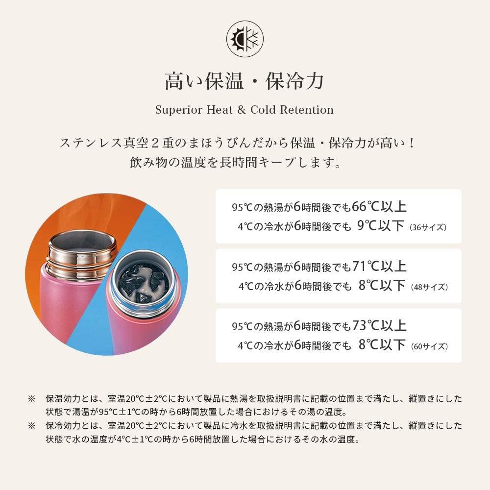 象印(ZOJIRUSHI) ステンレスマグ  SM-NA48の商品画像6