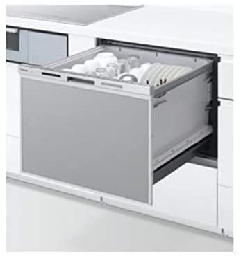 Panasonic(パナソニック) ビルトイン食器洗い乾燥機 幅60cm 新ワイドタイプ NP-60MS8S(シルバー)の商品画像