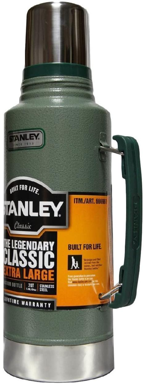 STANLEY(スタンレー) クラシック 真空ボトル 1.89Lの商品画像2