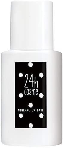 24h cosme ミネラルUVベース40