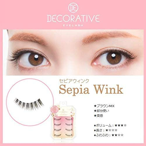 Decorative Eyelash(デコラティブ アイラッシュ) デコラティブ アイラッシュの商品画像3