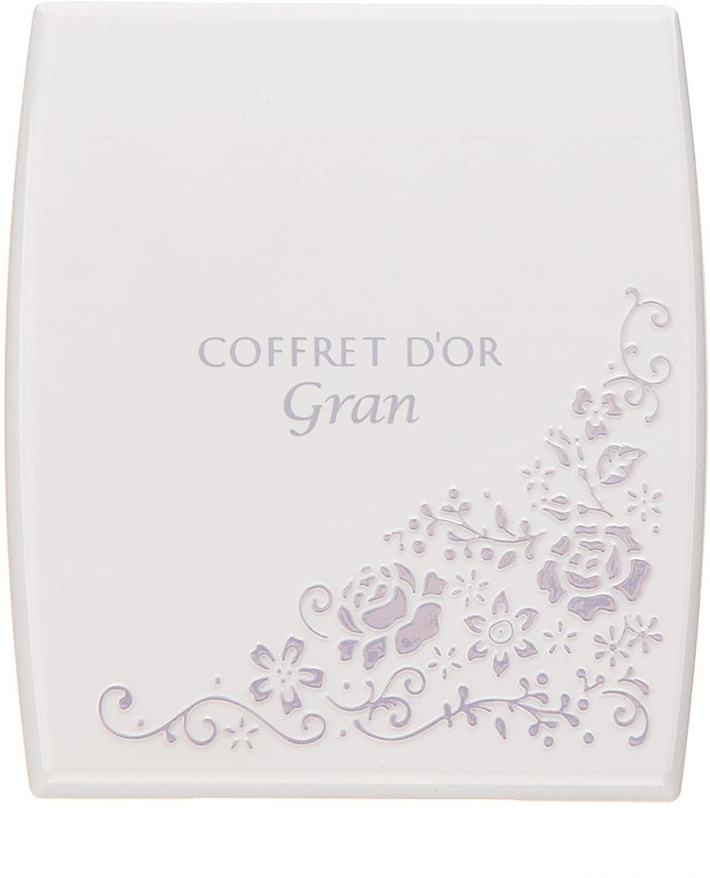 COFFRET D'OR(コフレドール) グラン カバーフィット パクトUV(ウォータープルーフ)の商品画像2
