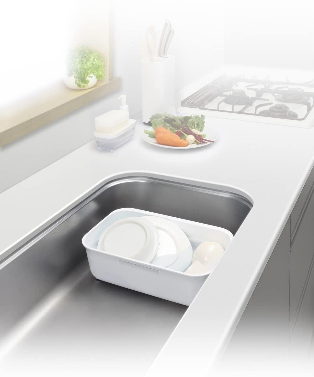 SMART HOMEⅡ(スマートホーム2) ウォッシュタブ  ホワイトの商品画像2