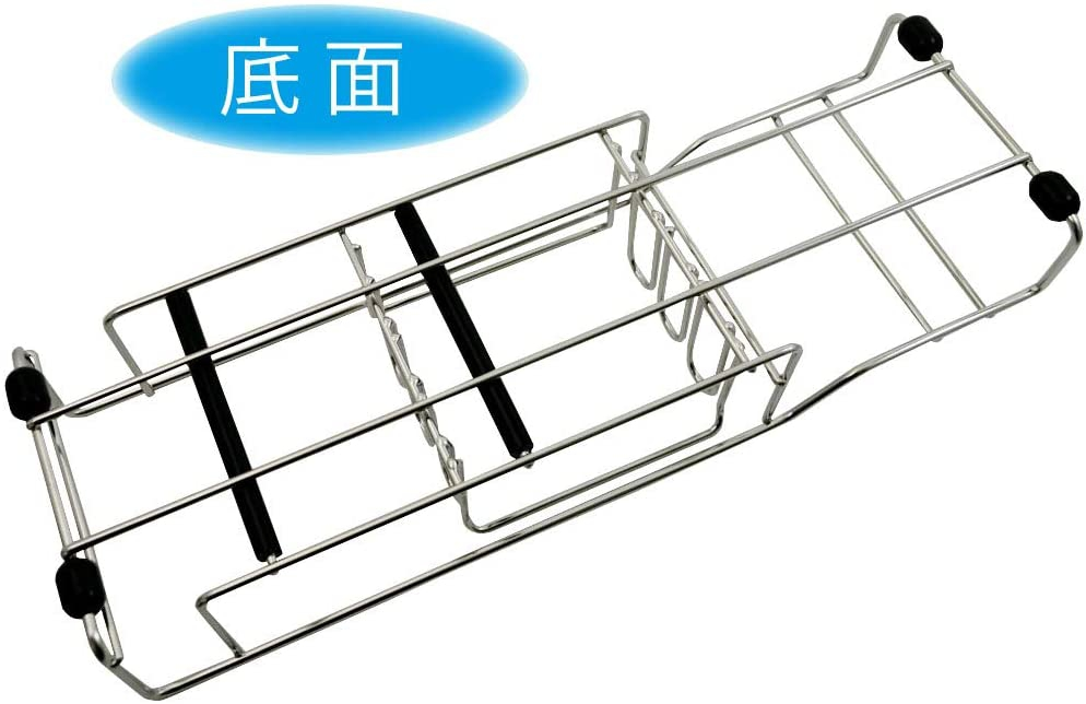 貝印(KAI) 包丁スタンド(4本用) シルバー DR5000の商品画像3