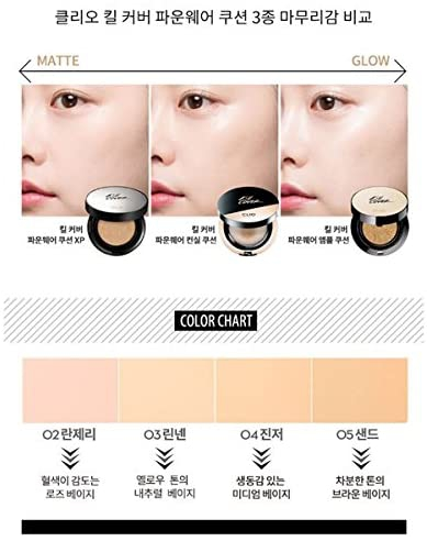 CLIO(クリオ) キルカバーファンウェアクッションXPの商品画像12