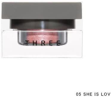 THREE(スリー)シマリングカラーヴェール ステートメントの商品画像