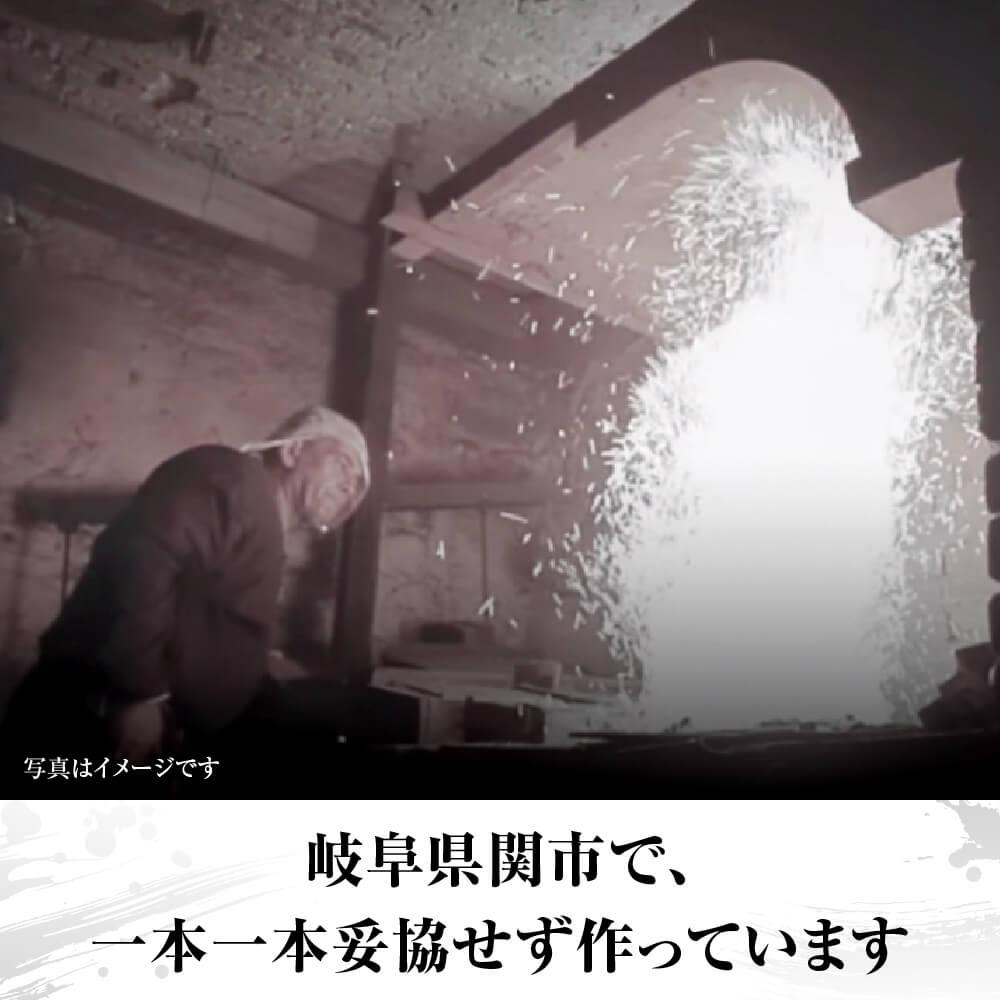豪切(ゴウギリ) プロ仕様 ダマスカス包丁(ミルフィーユ包丁) ペティナイフ 125mmの商品画像11