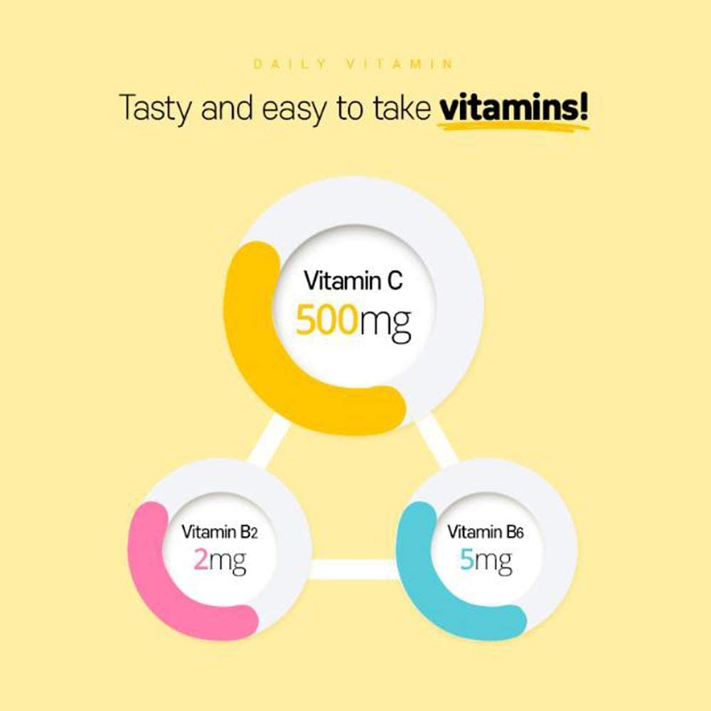 LEMONA(レモナ) LEMONAS酸 ×BTS ビタミン剤の商品画像3