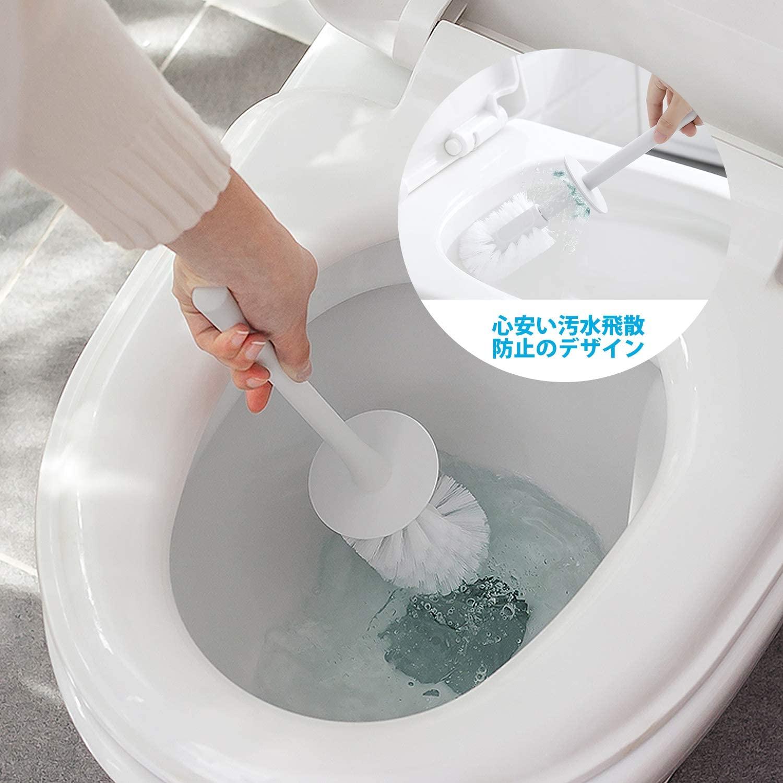 HOPEMATE(ホープメイト) トイレブラシ 360°植毛タイプの商品画像4