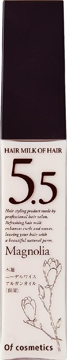 Of cosmetics(オブ・コスメティックス) ヘアミルクオブヘア・5.5Maの商品画像
