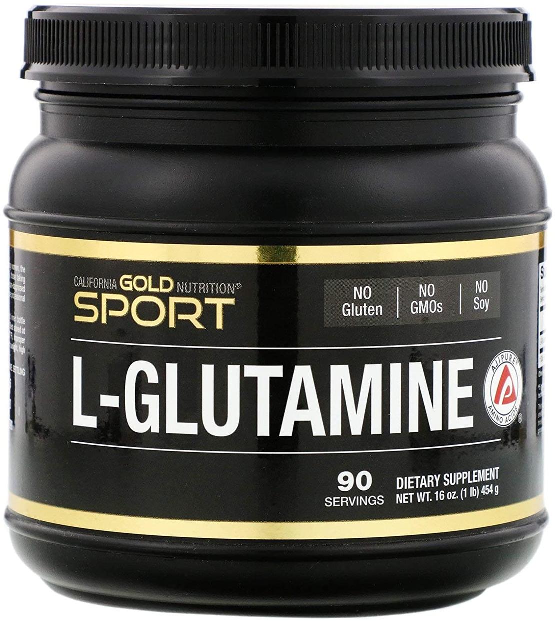 California Gold Nutrition(カリフォルニア ゴールド ニュートリション)L-グルタミンパウダー