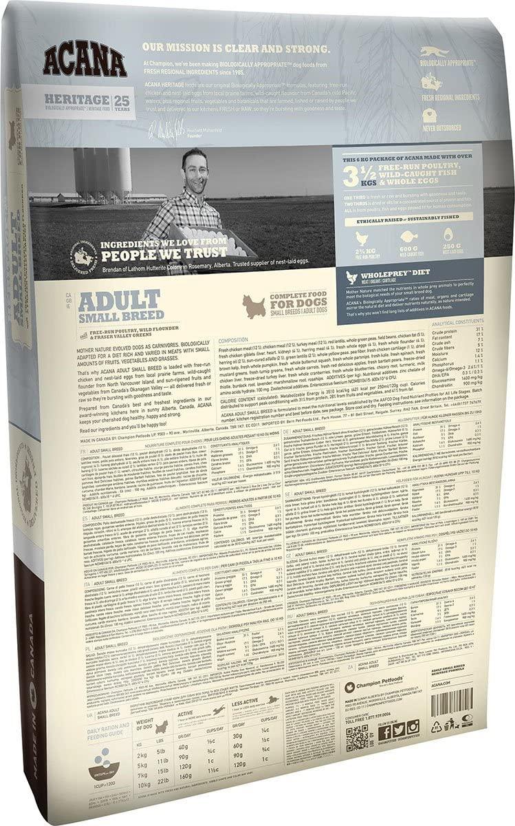 ACANA(アカナ) アダルトスモールブリードの商品画像2