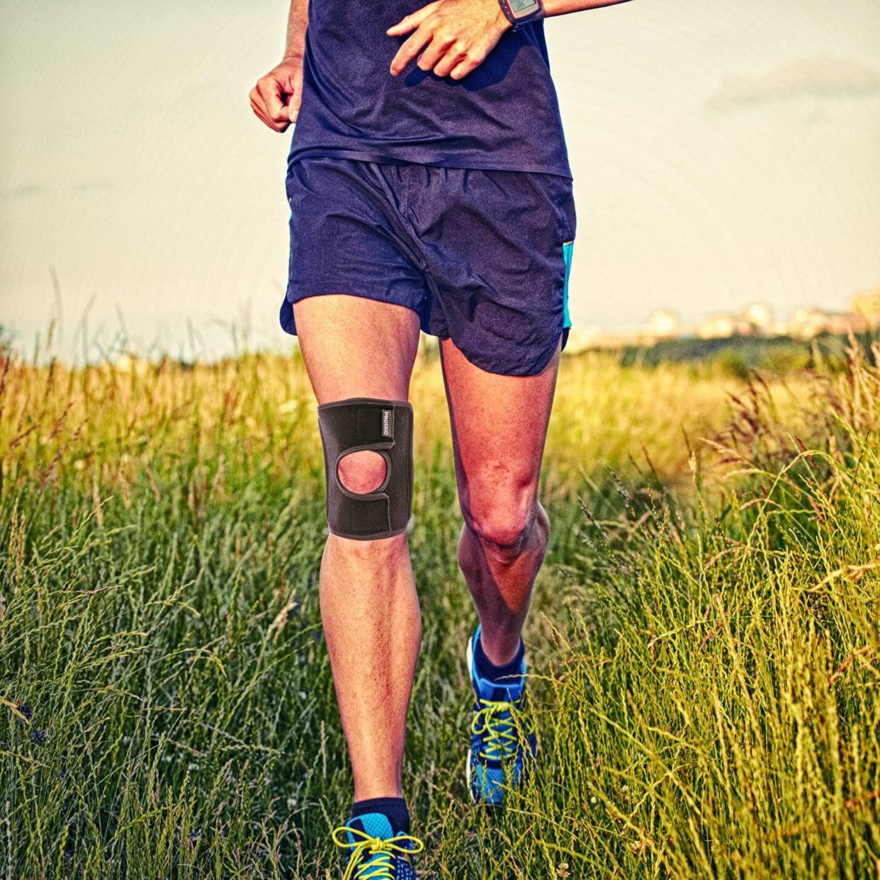 PROTAID(プロテイド) 膝サポーター 薄型 344101の商品画像7