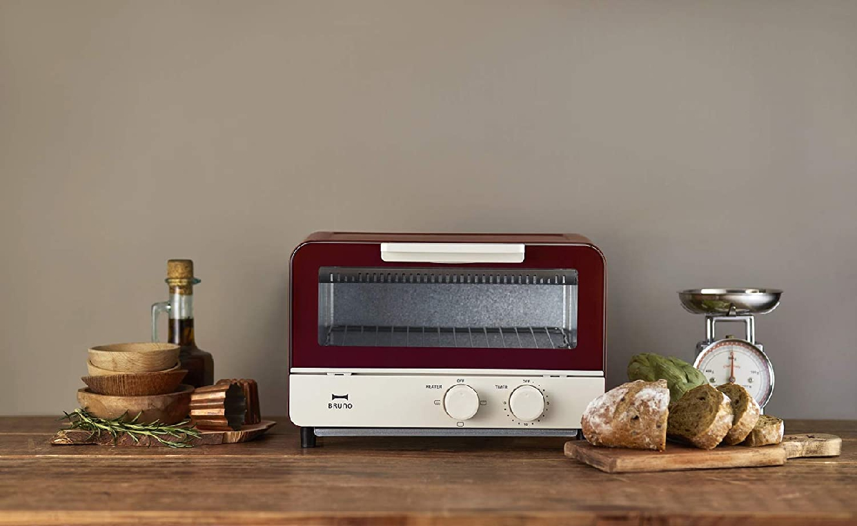 BRUNO(ブルーノ) オーブントースターBOE052の商品画像2
