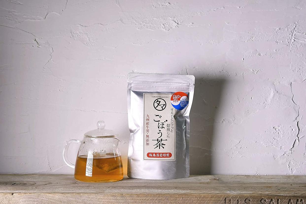 タマチャンショップ 水出し溶岩焙煎牛蒡茶の商品画像2