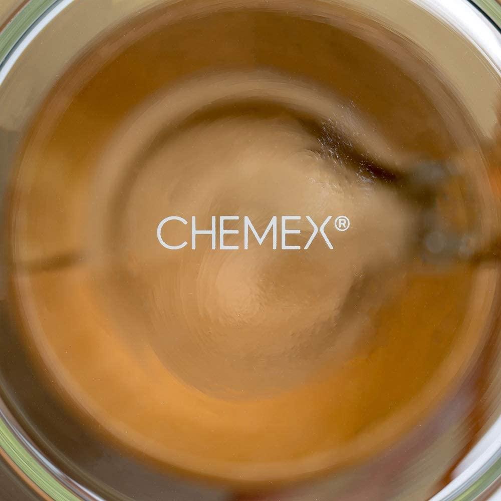 CHEMEX(ケメックス) コーヒーメーカー 3カップ CM-1クリアの商品画像4
