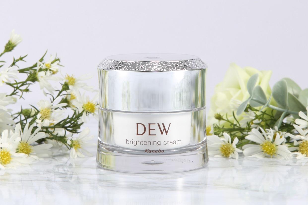 DEW(デュウ)ブライトニング クリームの商品画像