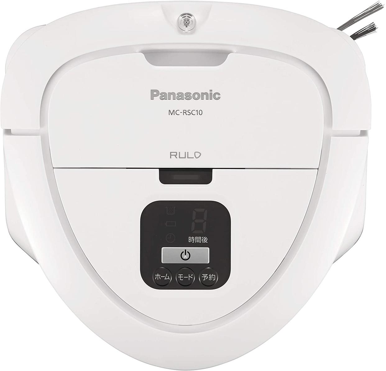 Panasonic(パナソニック) ルーロ ミニ MC-RSC10の商品画像