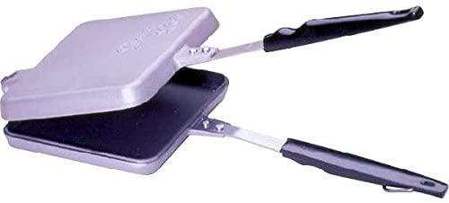 バウルーサンドイッチトースター・シングル XBW01 アルミの商品画像2