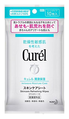 Curél(キュレル) スキンケアシートの商品画像