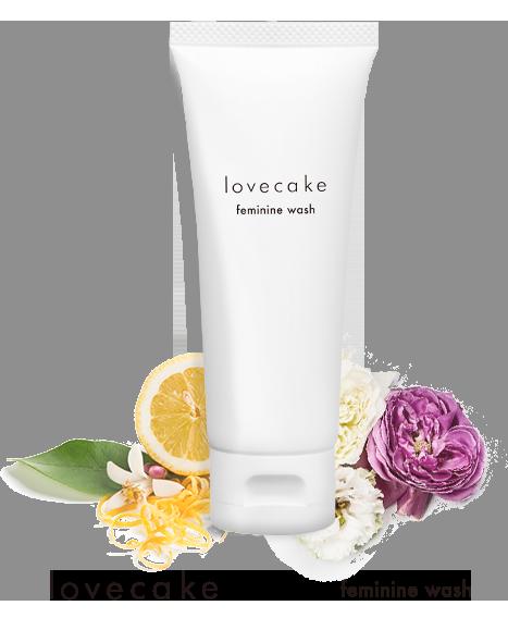 lovecake(ラブケイク) フェミニンウォッシュの商品画像