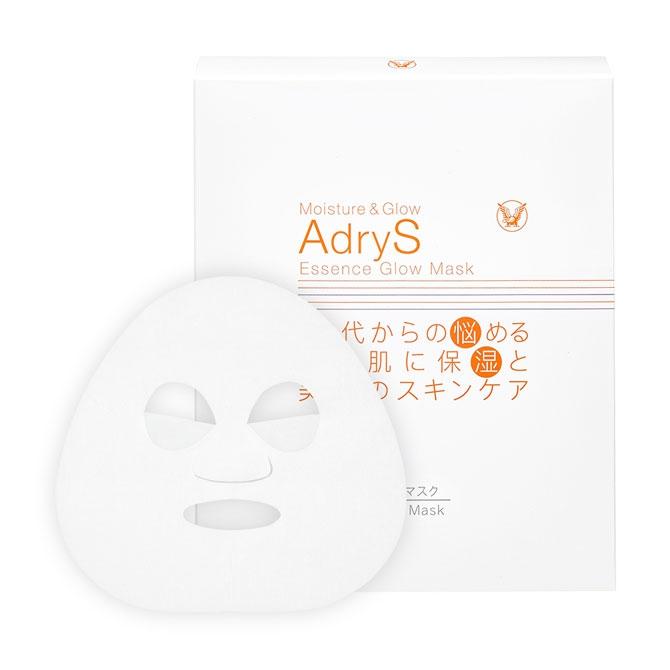 AdryS(アドライズ)エッセンスグローマスク