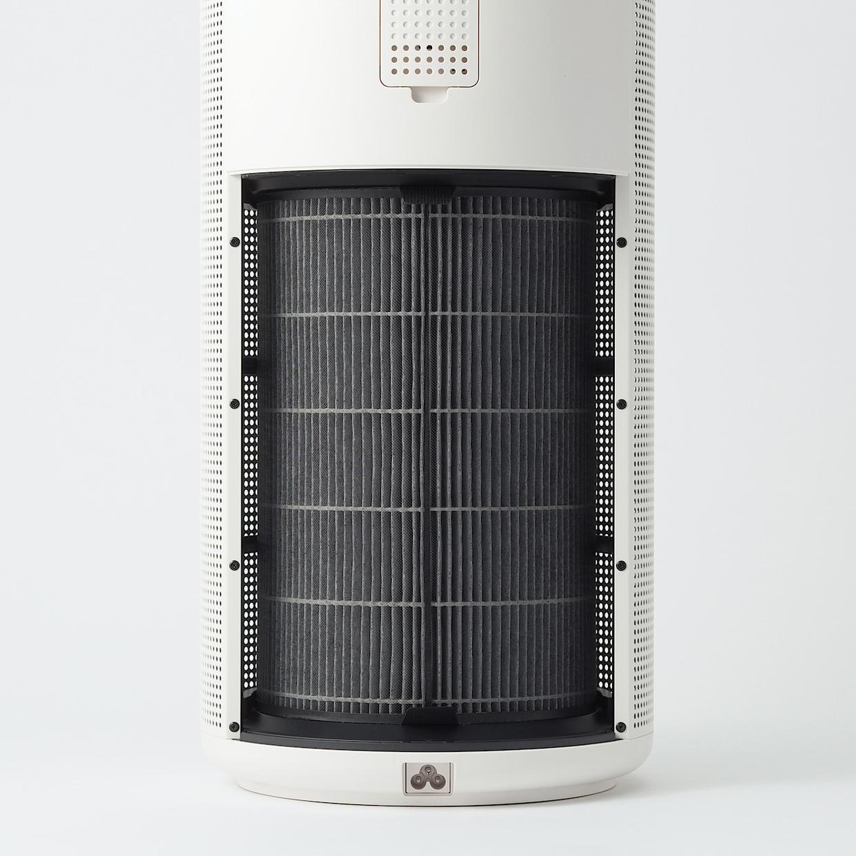 無印良品(MUJI) 空気清浄機 MJ-AP1の商品画像11