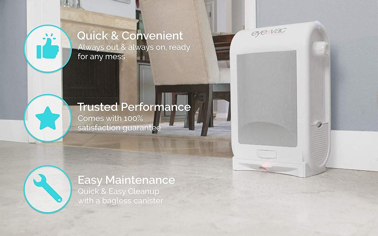 CrowleyJones(クローリージョーンズ) Eye-Vac Professional Vacuum Cleaner EVPRO-Wの商品画像6