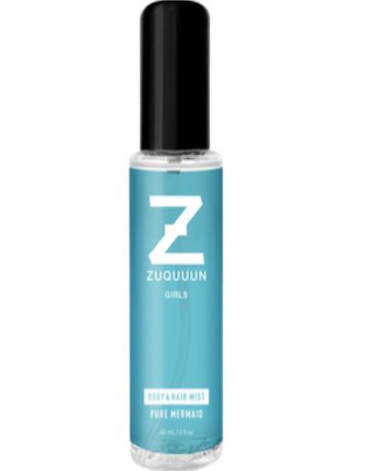 ZUQUUUN GIRLS(ズキューンガールズ) ボディ&ヘアーミストの商品画像