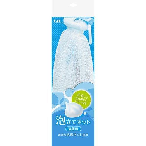 貝印(かいじるし)洗顔用泡立てネット KQ3019の商品画像