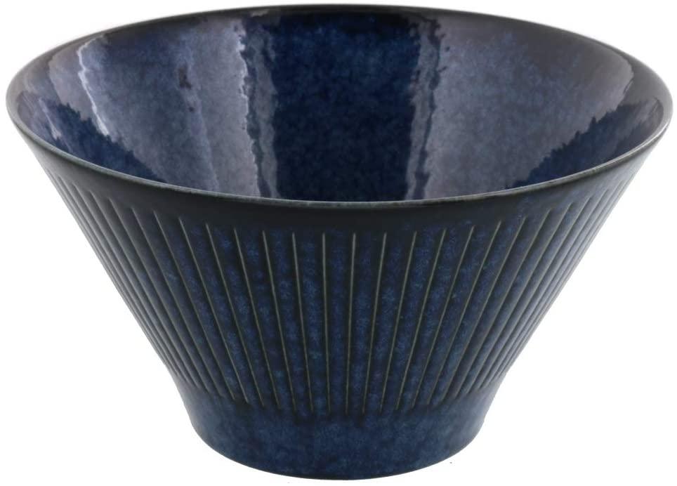 TABLE WARE EAST.(テーブルウェアイースト) 台形マルチボウル(M) 彫十草 深海の商品画像