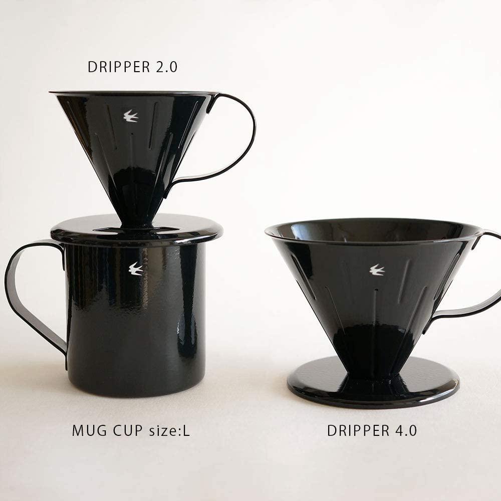 TSUBAME(ツバメ) Dripper 2.0 / Blackの商品画像6