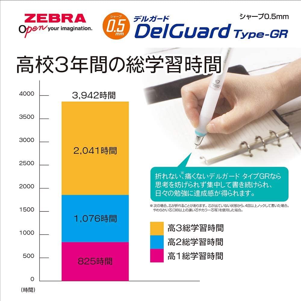 ZEBRA(ゼブラ) デルガード タイプGR GR P-MA93の商品画像5
