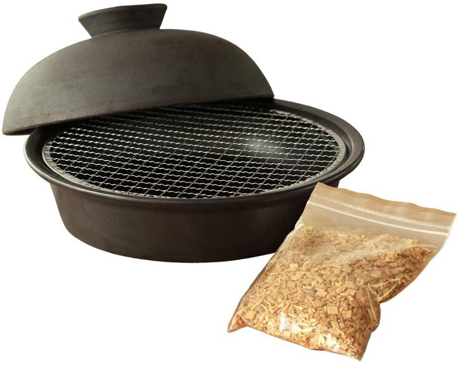かもしか道具店 陶のくんせい鍋