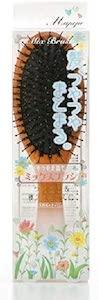mapepe(マペペ)つやつや天然毛のミックスブラシの商品画像