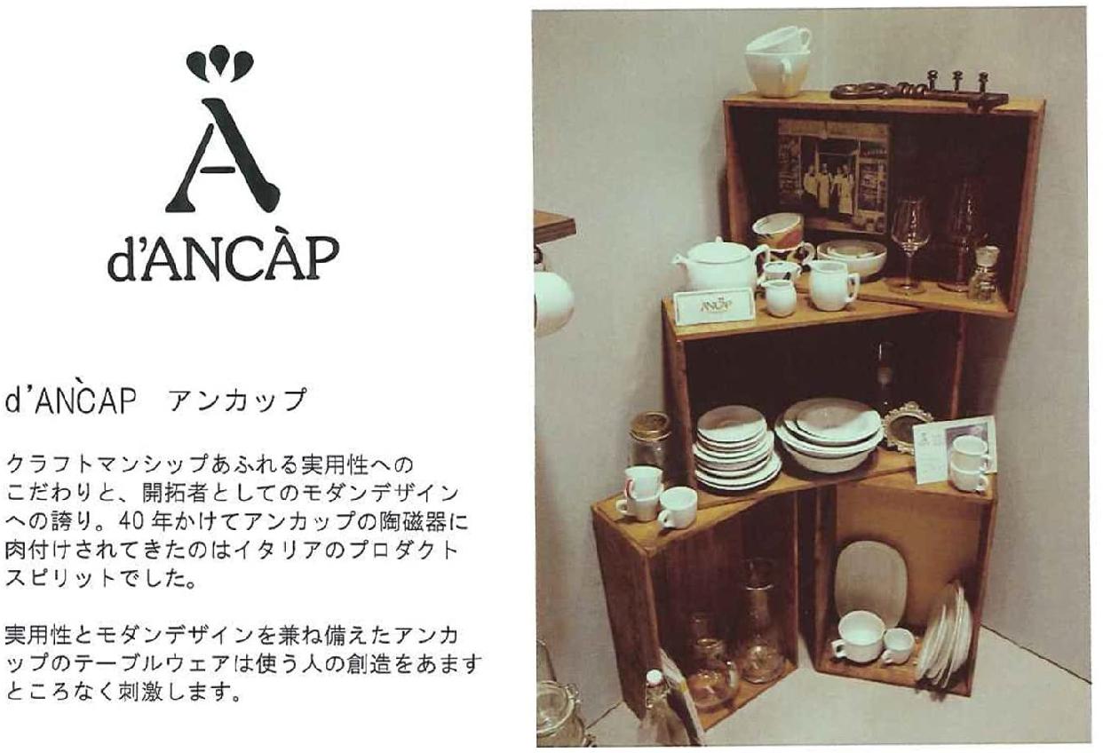 ancap(アンカップ) トリノ デミタスカップの商品画像2