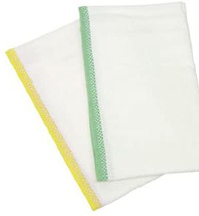 日東紡績(ニットーボー)日東紡の新しいふきん 2枚組 白の商品画像2