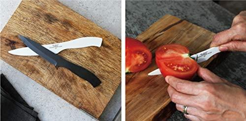 PUEBCO(プエブコ) Ceramic Paring Knife (ブラック)の商品画像4