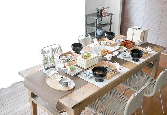 OJIGI TOKYO(オジギ トウキョウ)白木盆 シルバー 屠蘇器揃 化粧箱入りの商品画像13