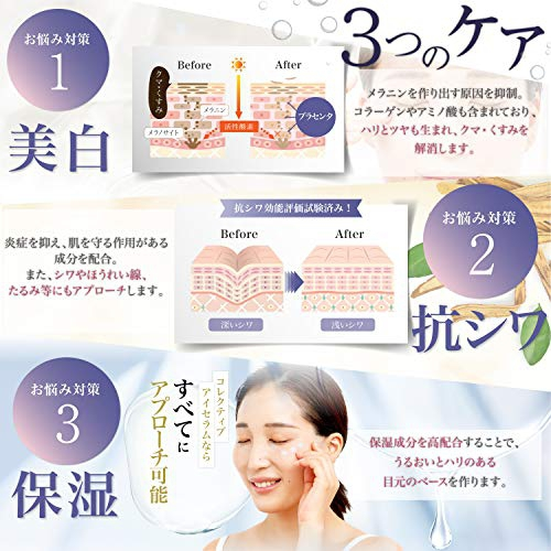 shimaboshi(シマボシ) コレクティブアイセラムの商品画像5
