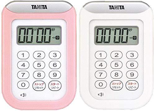 TANITA(タニタ) デジタルタイマー 丸洗いタイマー100分計 TD-378の商品画像5