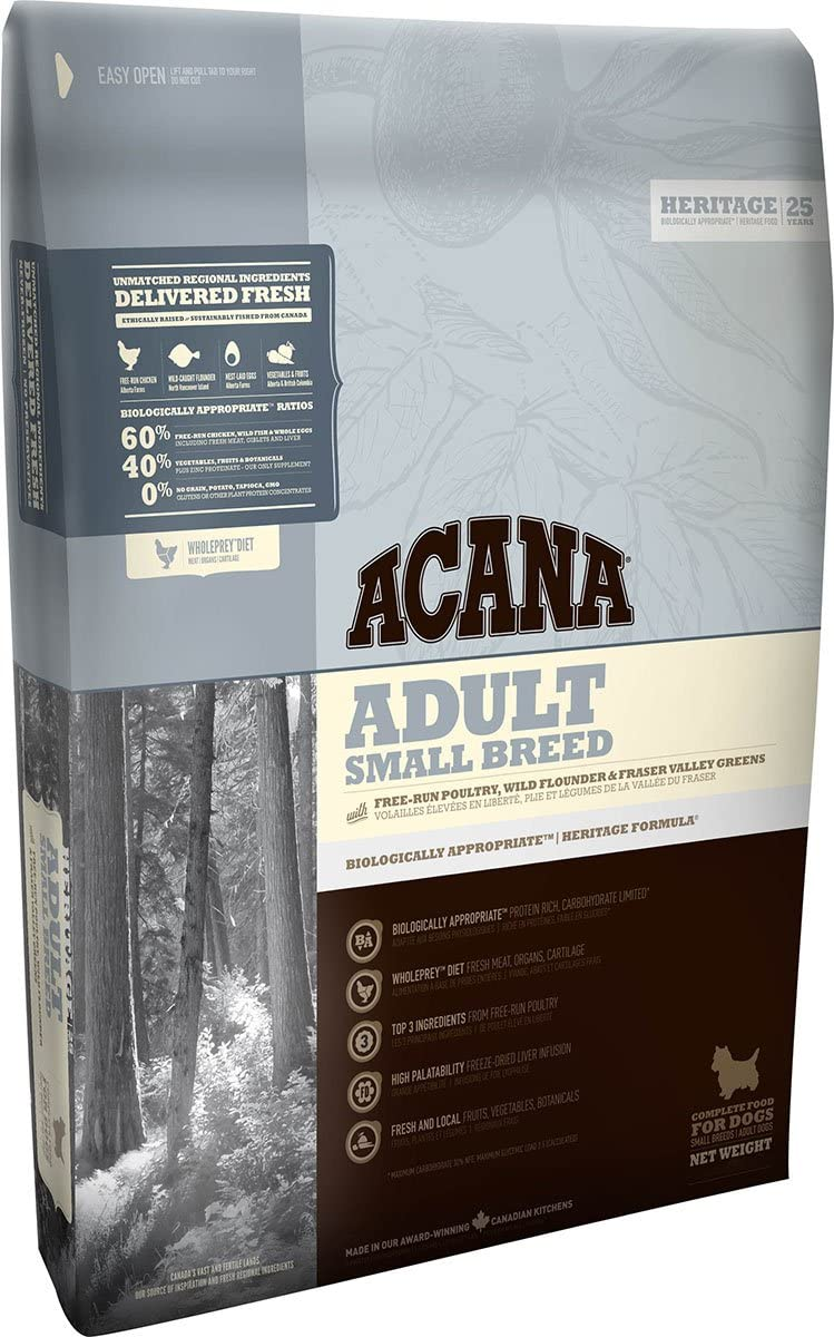 ACANA(アカナ) アダルトスモールブリードの商品画像