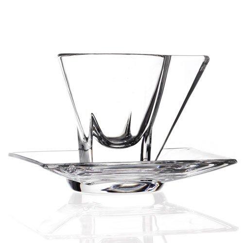 RCR Home&Table(アールシーアール・ホームアンドテーブル) フュージョン エスプレッソカップ&ソーサー 70cc ペアの商品画像