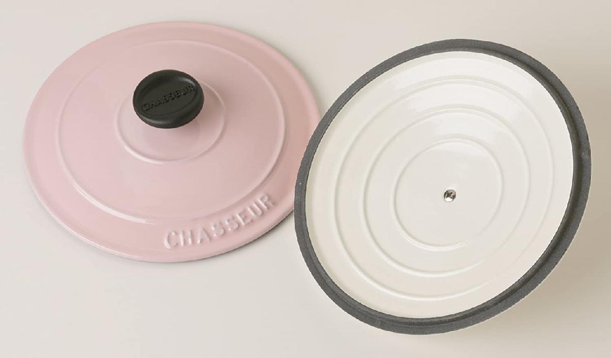 CHASSEUR(シャスール) ラウンドキャセロール18cm CH37218PKの商品画像2