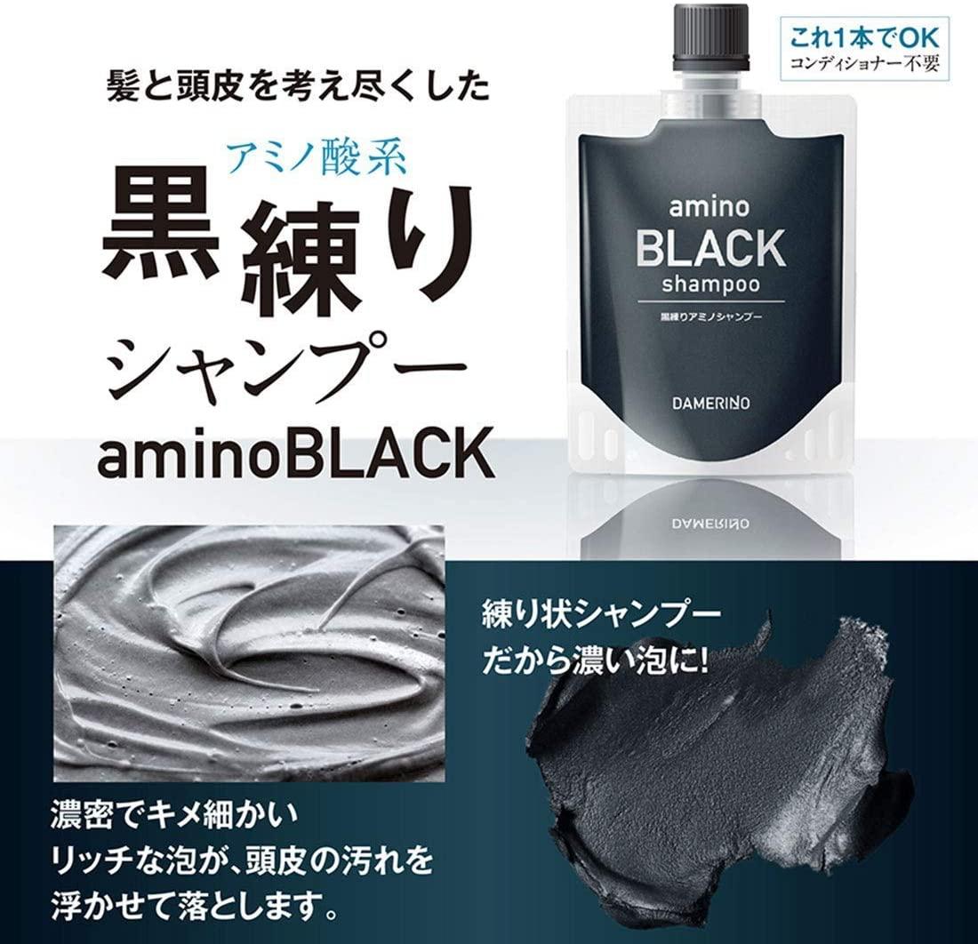 DAMERINO(ダメリーノ) アミノブラックシャンプーの商品画像6