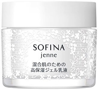 SOFINA jenne(ソフィーナ ジェンヌ)混合肌のための高保湿ジェル乳液の商品画像6